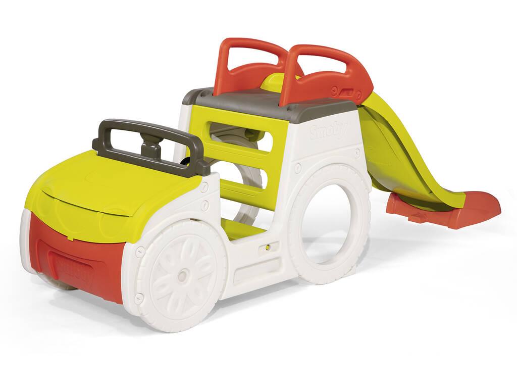 Carro Aventura II Smoby 840205