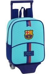 Zaino Asilo con Ruote F.C. Barcelona 17/18 Safta 611778280
