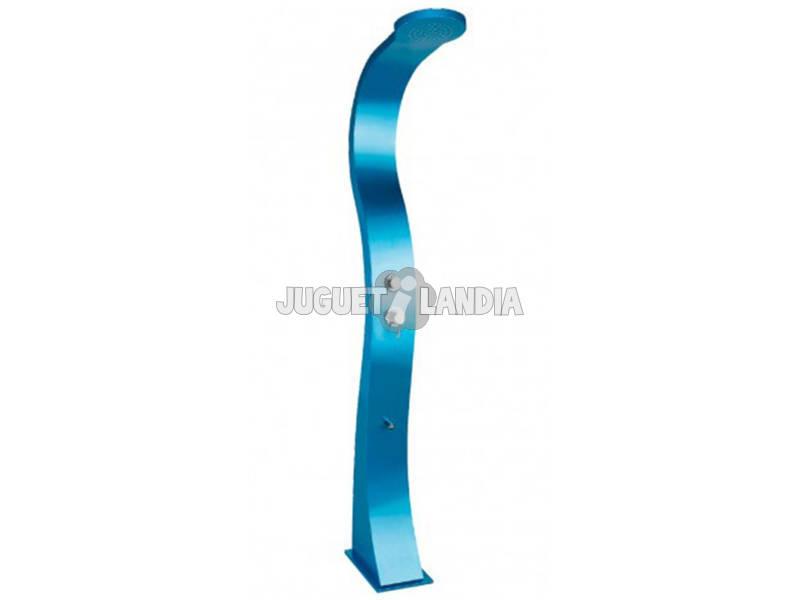 Douche Aluminium Bellagio Bleu Métallisé Poolstar DS-B162BL
