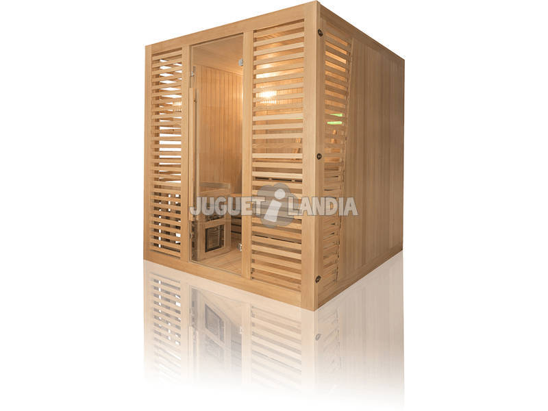 Sauna a Vapor Venetian - 2 Lugares Poolstar HL-VN03R