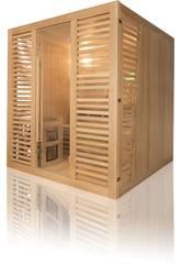 Sauna a Vapore Veneziano 2 posti Poolstar HL-VN03R