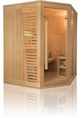 Sauna a Vapore Veneziana 3/4 Posti Poolstar HL-VN04C
