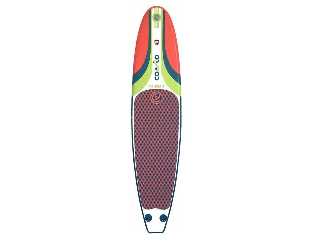 Tabla Surf Hinchable Coasto Air Surf 8 244x57 cm. Poolstar PB-CAIRS8A