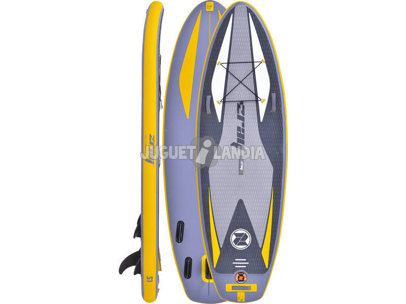 Tavola Stand Up Paddle Surf Zray Snapper 9 290x91 cm. Poolstar PB-ZS1