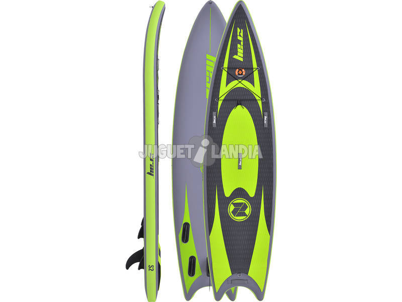 Tavola Stand Up Paddle Surf Zray Snapper 11 335x86 cm. Poolstar PB-ZS2