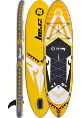 imagen Tabla Padelsurf Hinchable Zray X-Rider 9'9 297x76 cm. Poolstar PB-ZX1C