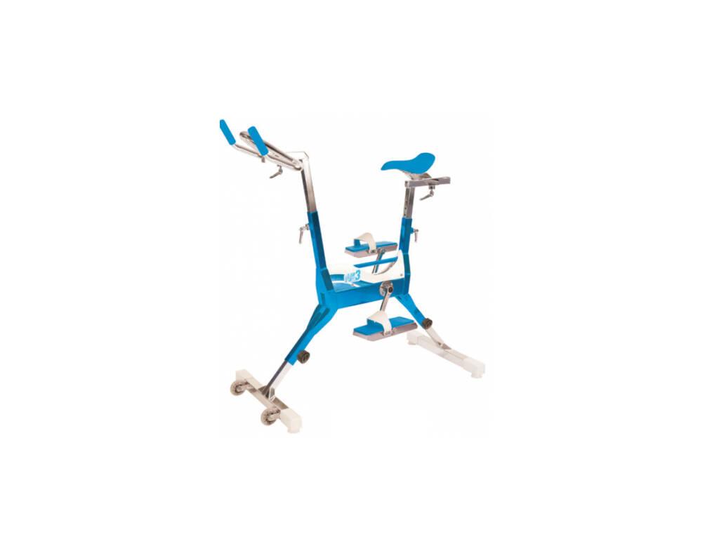 Bicicleta Estática para Piscina Waterflex WR3 Air 6 153x55x122 cm. Poolstar WX-WR3A