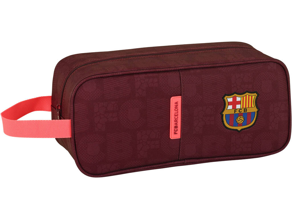 Saco Calçado de Treino F.C. Barcelona 3º Equipamento 17/18 Safta 811827194