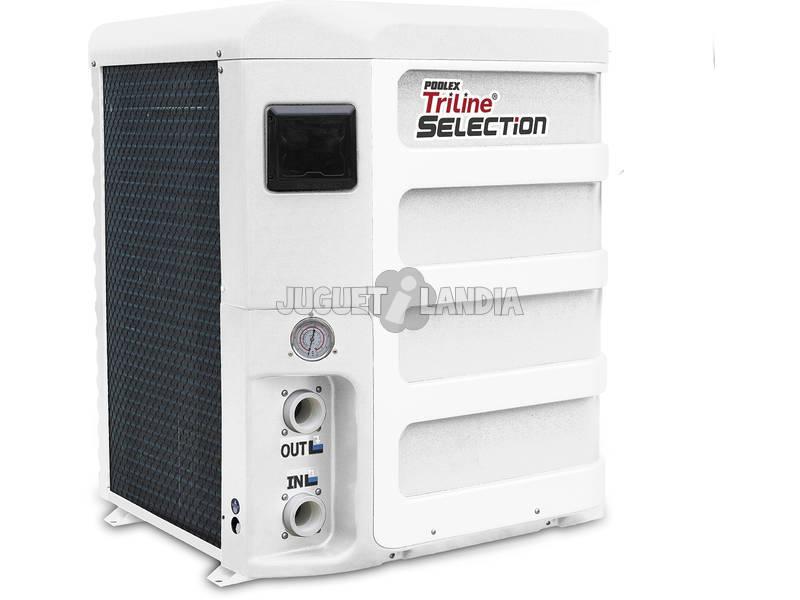Pompa di Calore Poolex Triline Selection 150 Poolstar PC-TRILINE-S150