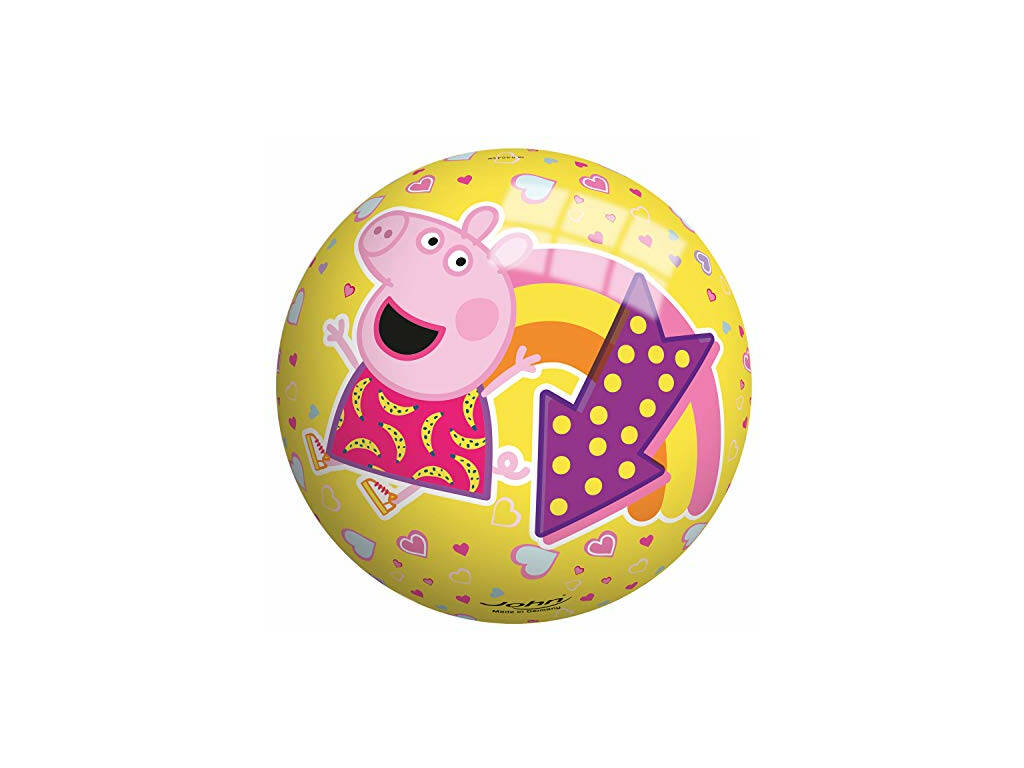 Peppa Pig Palla 23 cm Smoby 50082
