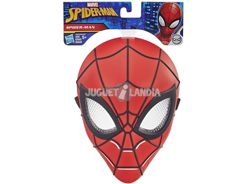 Spiderman Máscara Hasbro E3366