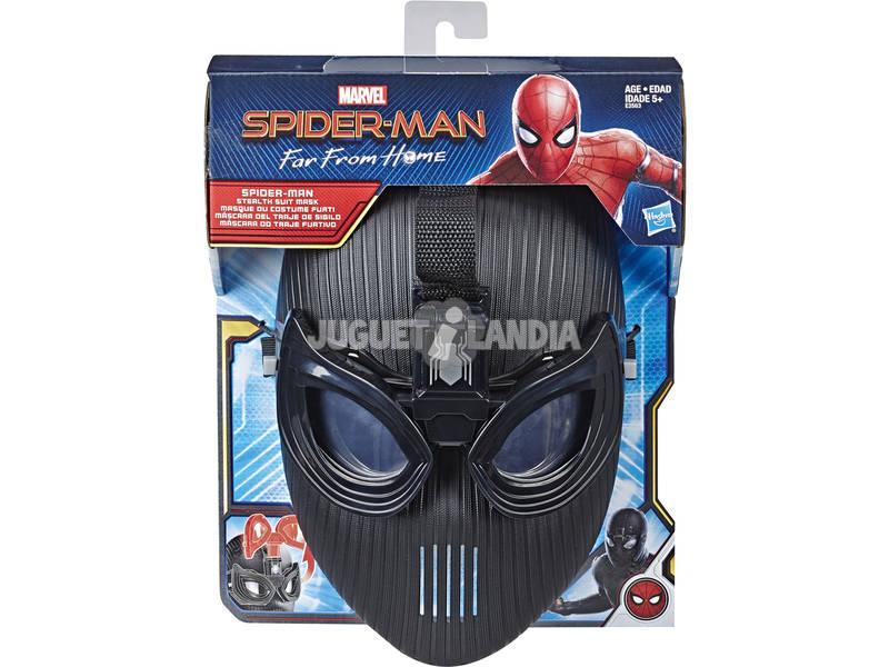 Spiderman Máscara del Traje de Sigilo Hasbro E3563