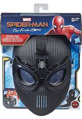 Spiderman Maschera del Costume Furtivo Hasbro E3563