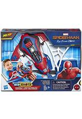 Spiderman Nerf Web Shots Arbalète Arachnide Hasbro E3559