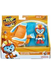 Top Wing Véhicule et Figurine Hasbro E5281