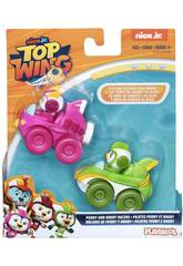 Top Wing Pack 2 Mini Vehículos Hasbro E5282