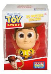 Toy Story Puzzle Palz Figur Woody 9 cm. Valuvic DTS-6758-1