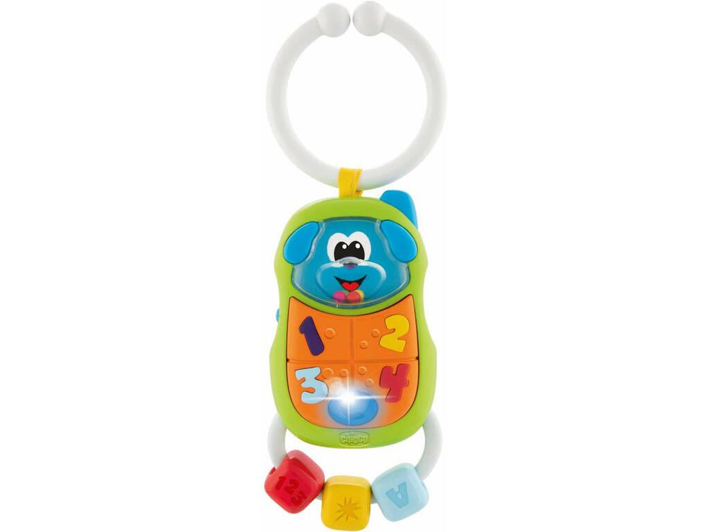 Puppy Telefono Per Passeggio Chicco 9708