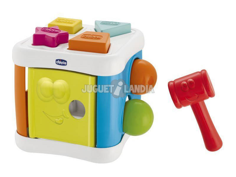 Multicubo Inseribile 2 In 1 Chicco 9686