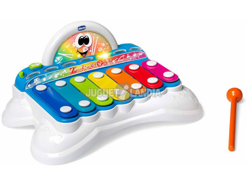 Flashy Le Xylophone Chicco 9819