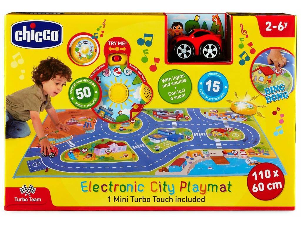 Tapete electrónico Mini Turbo Touch Chicco 9700