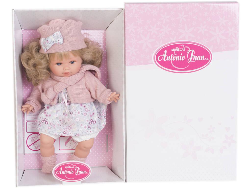 Bambola Dato Melenita 30 cm. Antonio Juan 1340