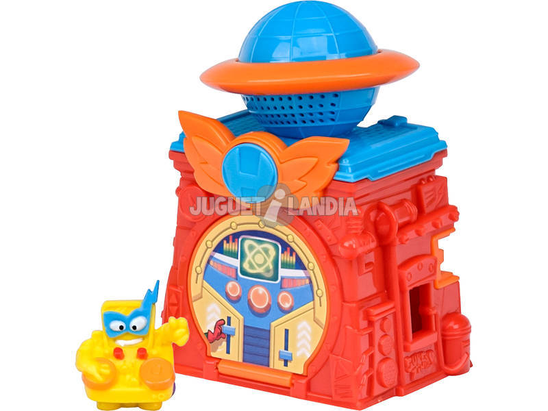 Superzings Kaboom Blaster con Superzings Exclusif Magic Box Toys PSZSD661IN00