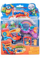 Superzings Pizza Raiders Mission 3 Magic Box Toys PSZSB216IN30