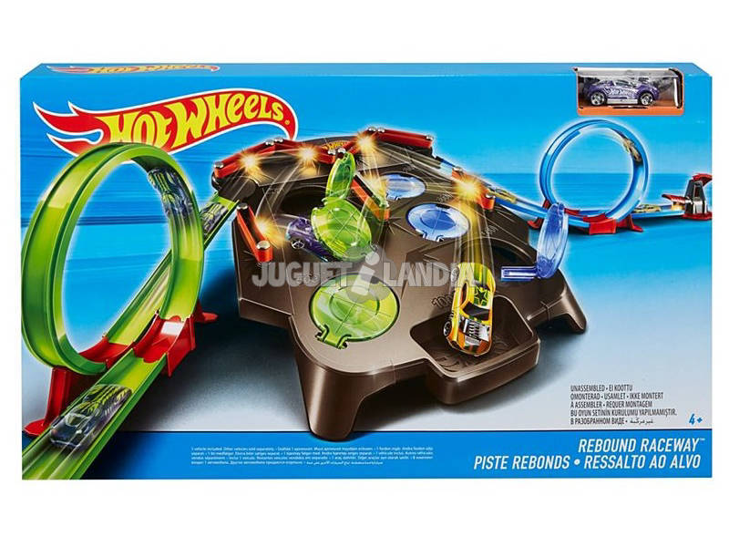 Hot Wheels Batidas Extremas Mattel FDF27