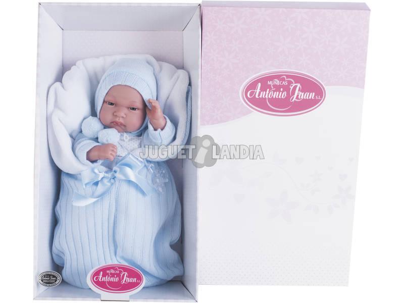 Muñeco Baby Tonet Invierno 33 cm. Antonio Juan 6023
