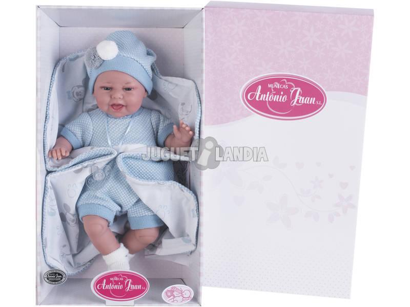 Boneco Clar Cobertor Mickey 34 cm. Antonio Juan 7041