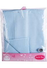Cobertores e Lenços Boneca Reborn 42 cm. Antonio Juan 160