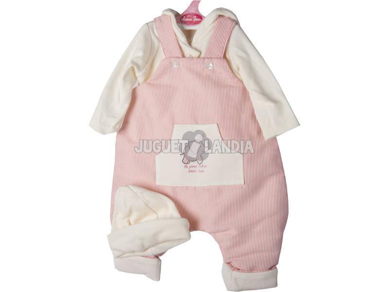 Pigiama per Bambola Il Mio Primo Reborn di 55 cm. Antonio Juan 157