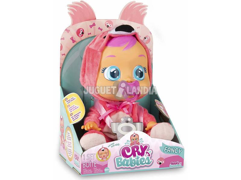 Bébés Pleureurs Fancy IMC Toys 97056