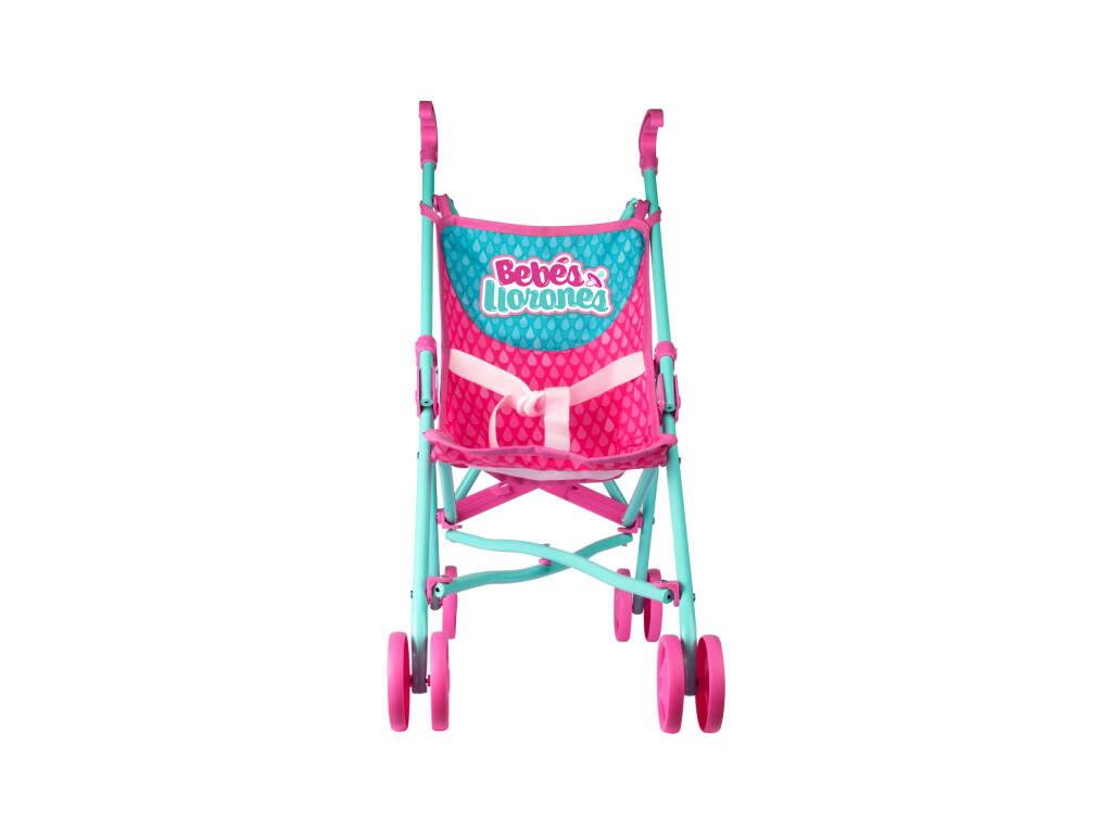 Bebés Llorones Sillita de Paseo IMC Toys 99999