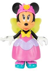 Minnie Fashion Puppe Fee IMC Toys 185753
