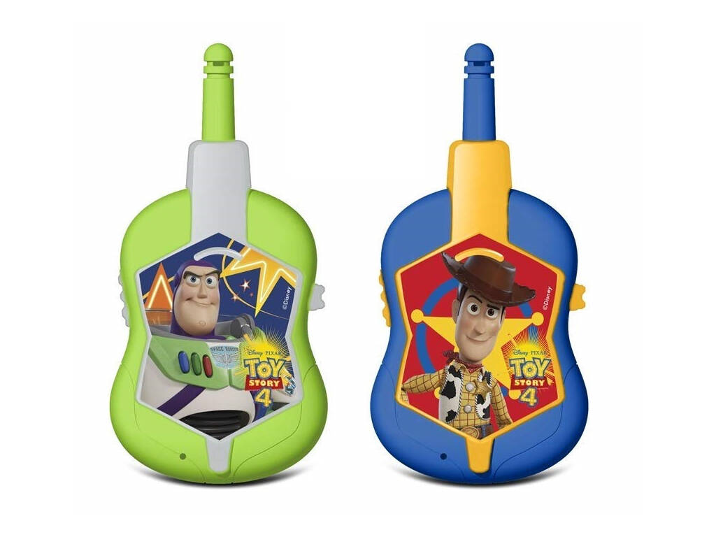 Walkie Talkie Toy Story 4 IMC Toys 141100