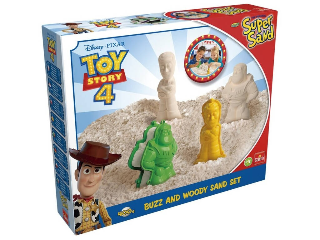 Super Sand Toy Story 4 Goliath 83313