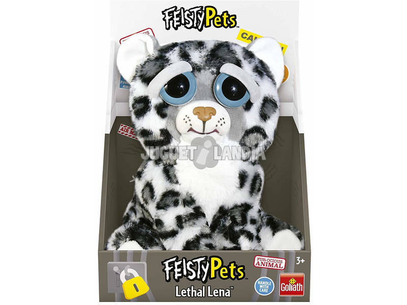 Feisty Pets Leopardo das Neves Goliath 32375