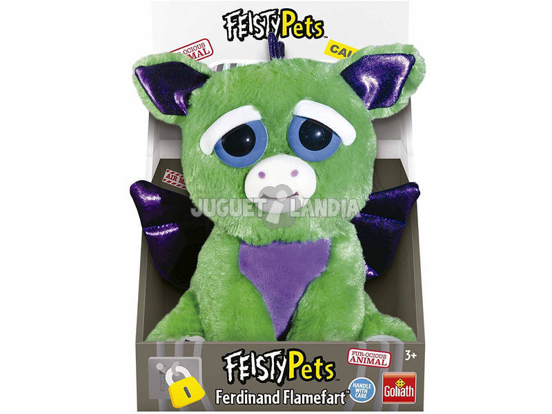 Feisty Pets Drago Verde Goliath 32372
