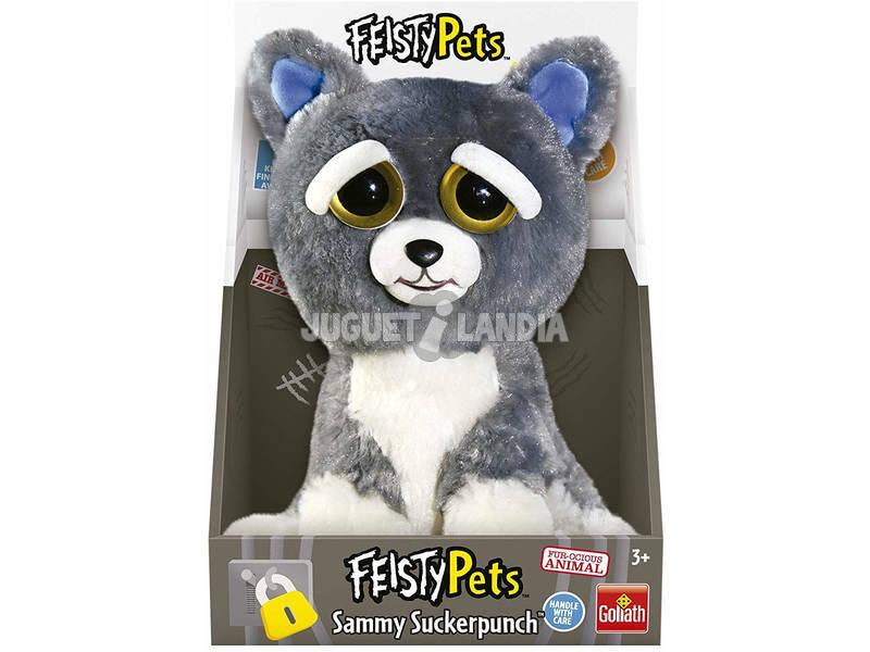 Feisty Pets Perro Gris Goliath 32296