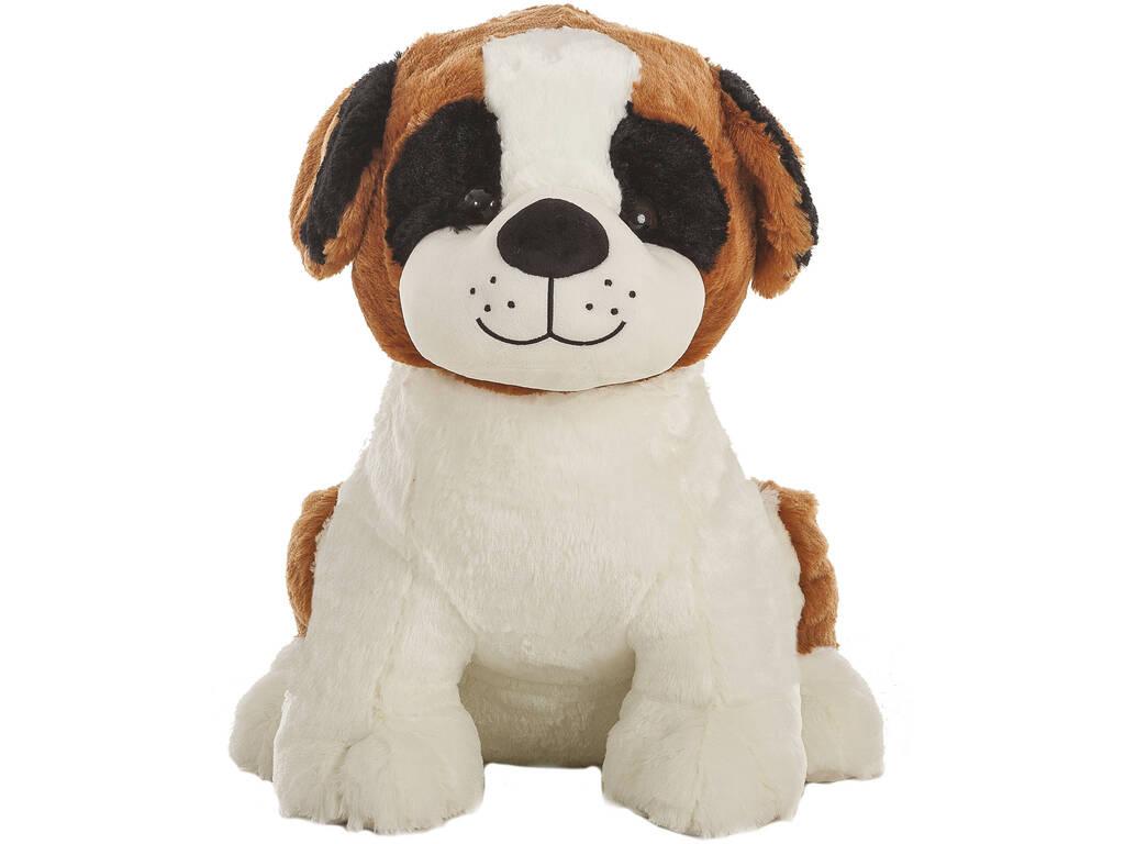 Cãozinho de peluche San Bernardo 68 cm. Llopis 20314