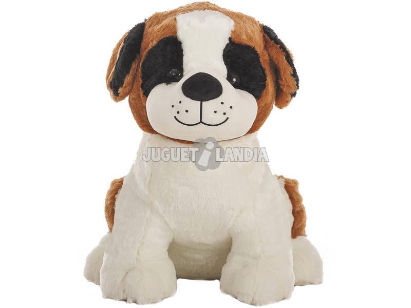 Cãozinho de peluche São Bernardo 42 cm. Llopis 20315