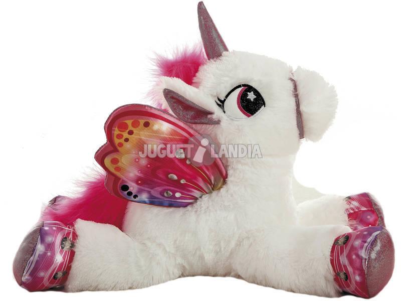 Peluche Unicornio Susi 44 cm. Llopis 46739