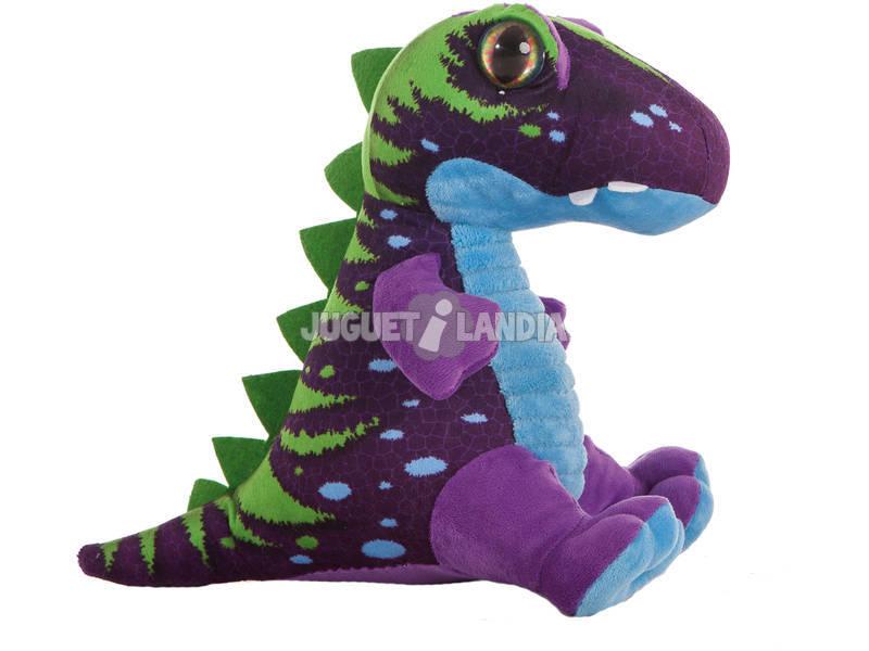 Peluche Dinosaurio Rex 28 cm. Llopis 46775