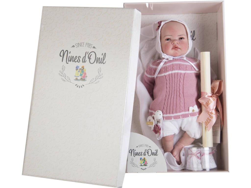 Boneca Reborn Premium Edition 45 cm. Nines d'Onil 4009