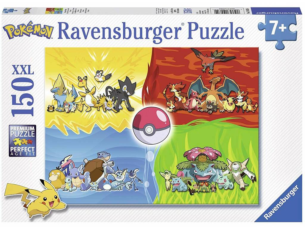 Puzzle XXL Pokémon 150 Piezas Ravensburger 10035