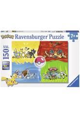 Puzzle XXL Pokémon 150 Pezzi Ravensburger 10035