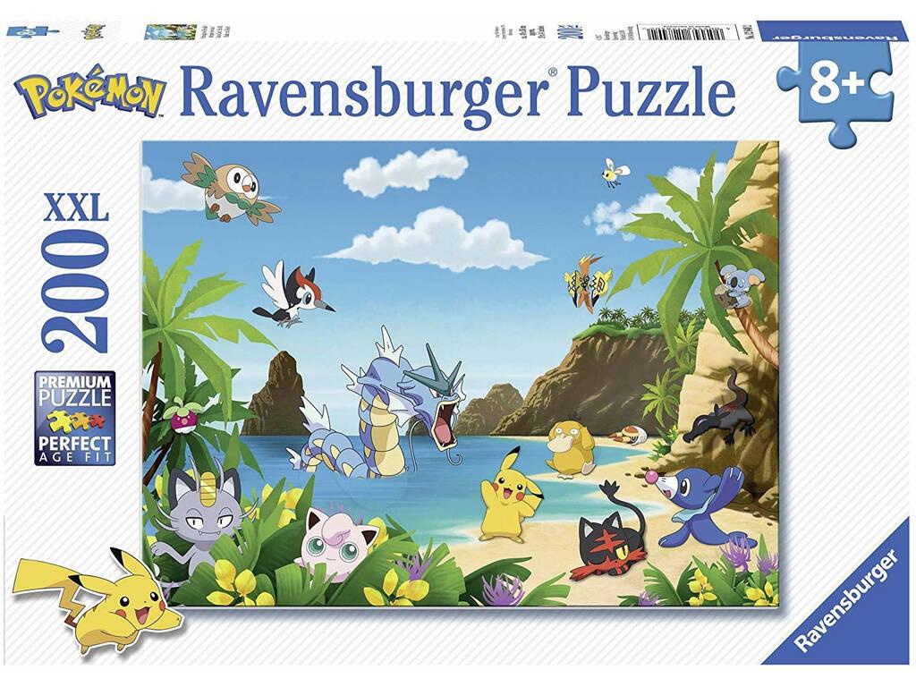 Puzzle XXL Pokémon 200 Peças Ravensburger 12840