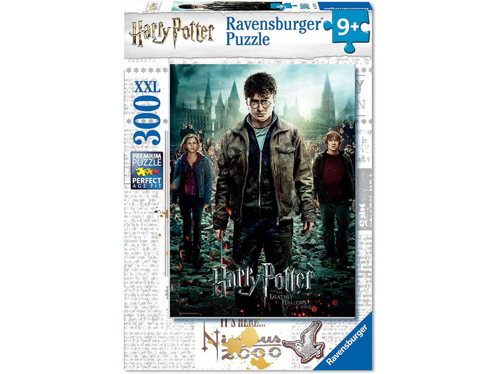 Puzzle XXL Harry Potter 300 Piezas Ravensburger 12871